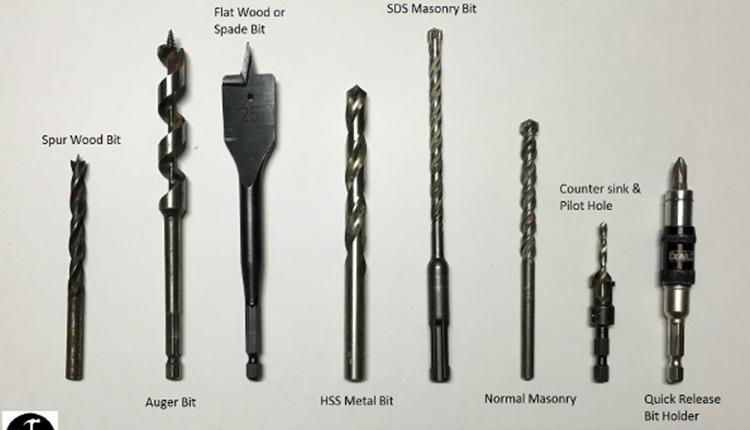 انواع مته و کاربرد آنها - قیمت مته - ابزار صنعتی